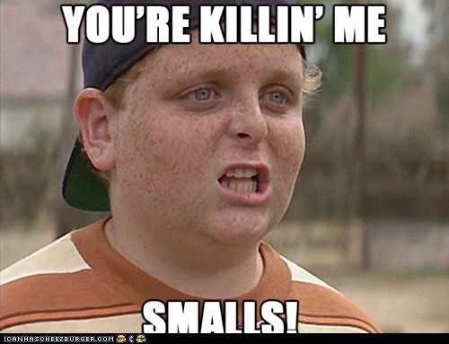 everything, because The Sandlot is probably one of the greatest movies ...