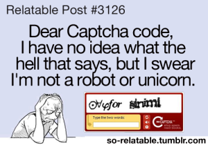 Captcha-Robot-Meme